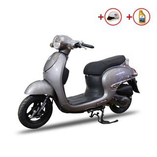 Xe máy ga 50cc TAYA GIOCNO LUXURY (máu xám) thumbnail