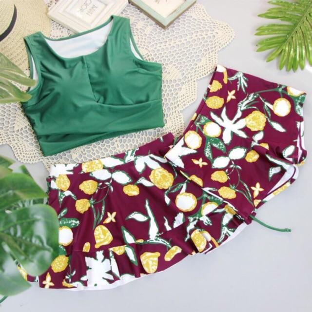 Bikinii quần váy mã 4320