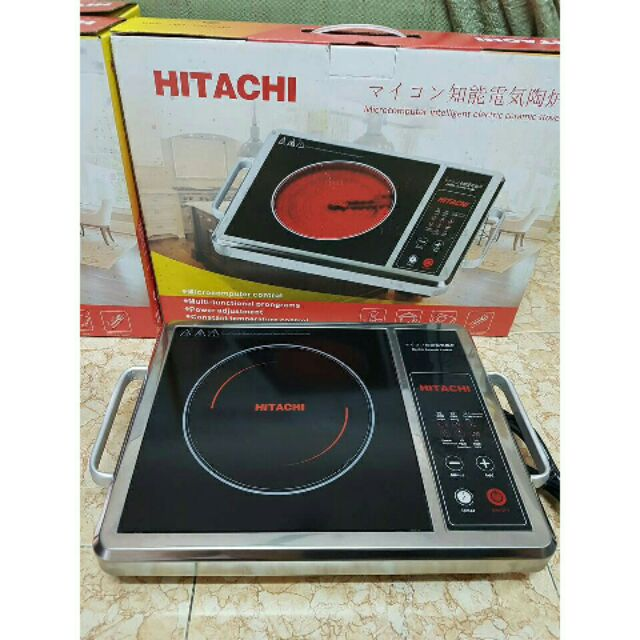 Bán sỉ combo 02 bếp hồng ngoại Hitachi