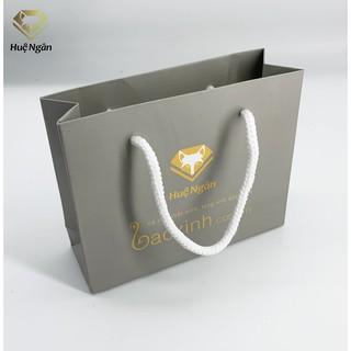 Túi giấy cứng Huệ Ngân TTSHN01