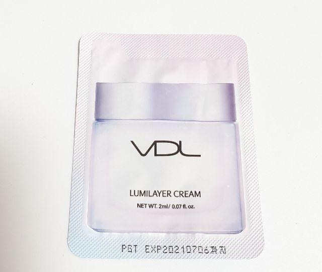 Kem Dưỡng Trắng Da  nâng tone tức thì VDL Lumilaver Cream 2ml