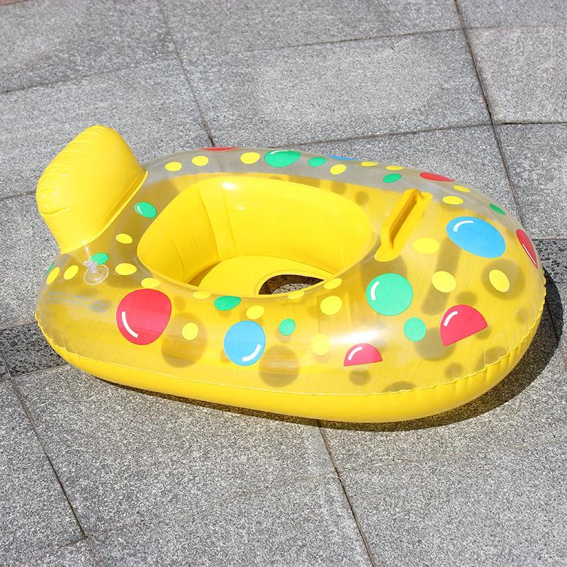 Phao Bơi Hình Chiếc Thuyền Cho Bé