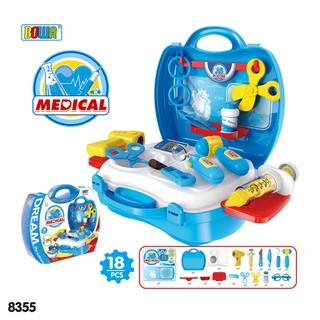 Vali dụng cụ bác sỹ Bowa – Hàng chính hãng