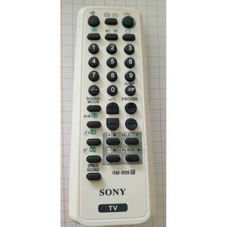 khiển tivi SONY RM 969, remote tivi sony.
