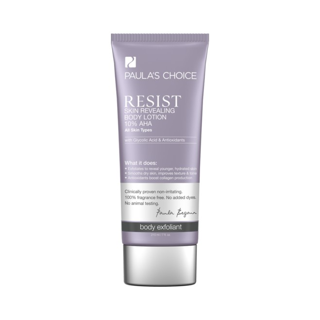 Resist Revealing Body Lotion With 10% AHA