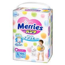 Tã quần Merries L44 (nhập khẩu)