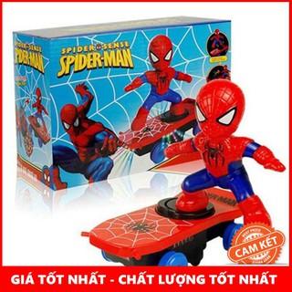 [SẬP GIÁ SỈ = LẺ] Đồ Chơi Người Nhện Spider Man Trượt Ván Cho Bé