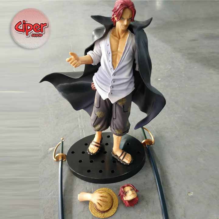 Mô hình Tứ Hoàng Shanks Ver. - Mô hình One Piece