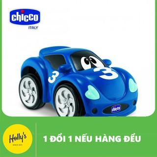 [SHIP NHANH] Xe đua thể thao tự động Chicco xanh blue