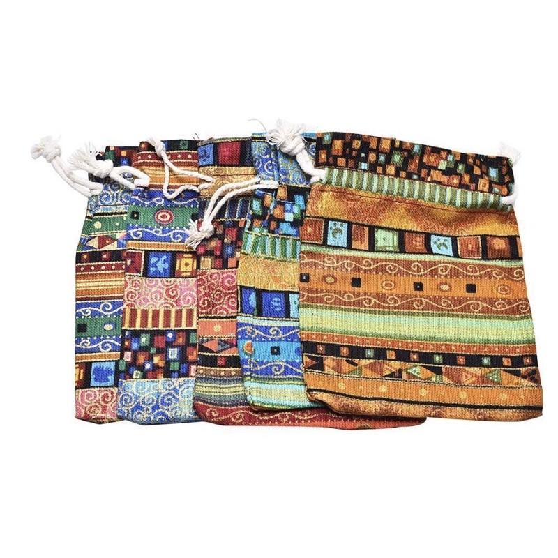 Trò chơi dân gian Ô ĂN QUAN (Mancala) gỗ tre cao cấp, trò chơi tư duy tặng kèm 1 túi...