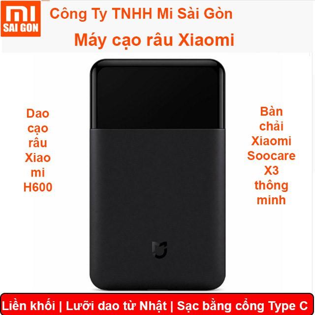Máy Cạo Râu Điện Tử Xiaomi - 3465472 , 1087468570 , 322_1087468570 , 850000 , May-Cao-Rau-Dien-Tu-Xiaomi-322_1087468570 , shopee.vn , Máy Cạo Râu Điện Tử Xiaomi