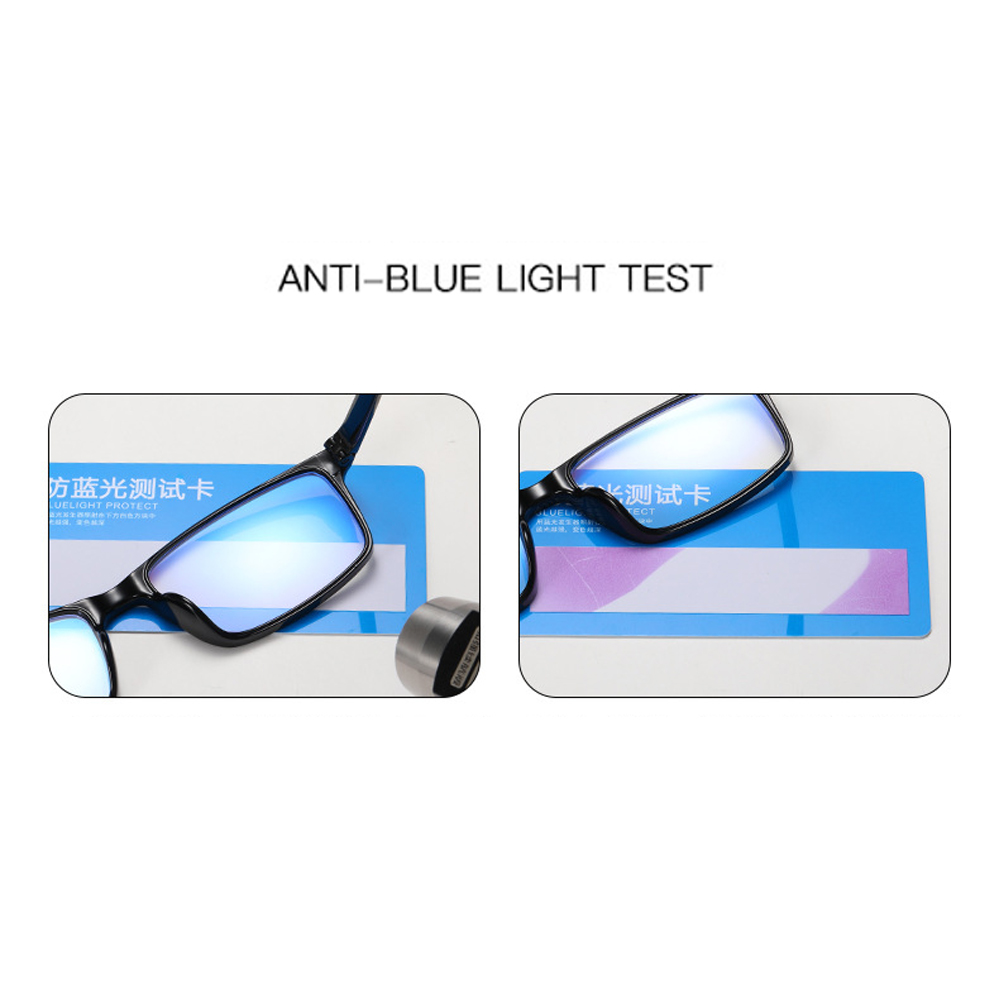 SUYOU Men Women Fashion Anti Blue Light Reading Glasses Anti-UV Computer Goggles Progressive Presbyopic Eyewear Anti-blue Rays Anti-fatigue Retro Classic...
