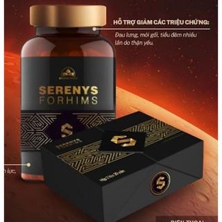 Viên Uống Tăng Cường Sinh Lý Nam Serenys Forhims ( Hộp 60 viên) thumbnail