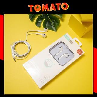 Tai Nghe Nhét Tai IBESKY HS-I6S M55,M1 Cho Iphone / Android Có Điều Khiển Âm Lượng Và Jack Cắm 3.5mm - Phụ Kiện Tomato
