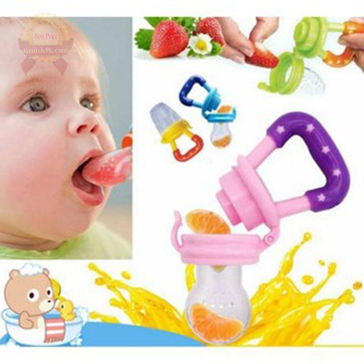 Túi nhai tập ăn dặm hoa quả kiêm núm ti giả cho bé ăn bánh kẹo kèm hộp bọc đầu an toàn cho trẻ em không hóc F775SP1 - 22657976 , 5013225120 , 322_5013225120 , 9299 , Tui-nhai-tap-an-dam-hoa-qua-kiem-num-ti-gia-cho-be-an-banh-keo-kem-hop-boc-dau-an-toan-cho-tre-em-khong-hoc-F775SP1-322_5013225120 , shopee.vn , Túi nhai tập ăn dặm hoa quả kiêm núm ti giả cho bé ăn bán