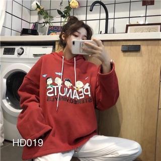 HD019 - ÁO HOODIE 5 CHÚ BÉ VN CLO unisex thumbnail