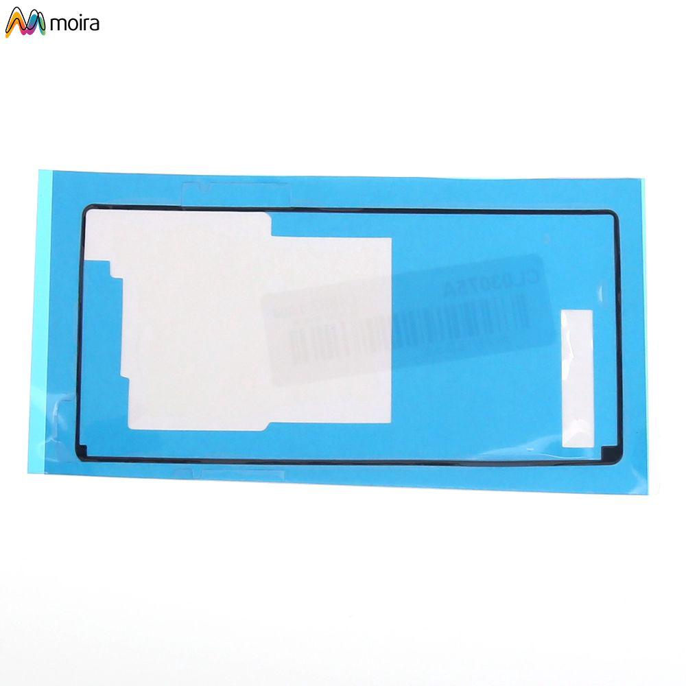 ☽ Back Case Frame Middle Battery Cover Sticker Tape Glue For Sony Xperia Z3 D6603 Moira