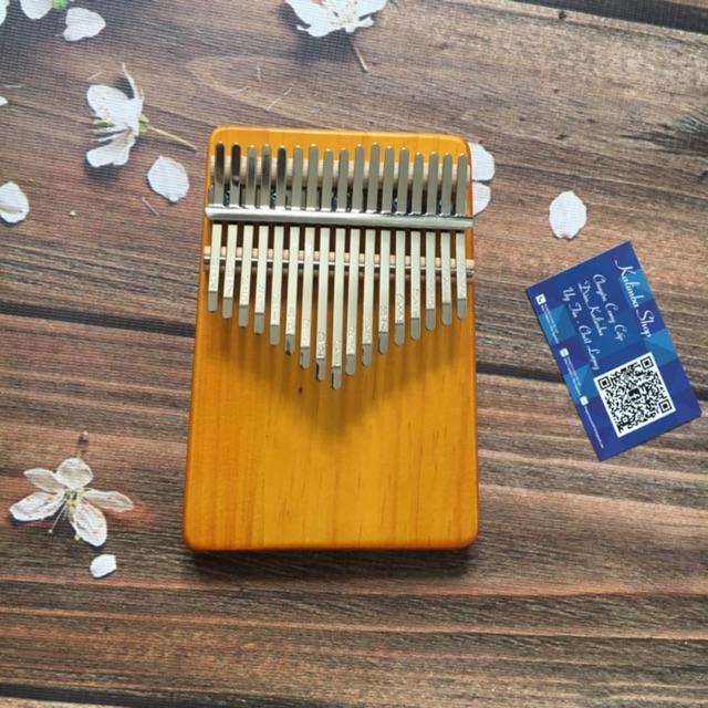Kalimba 17 keys màu