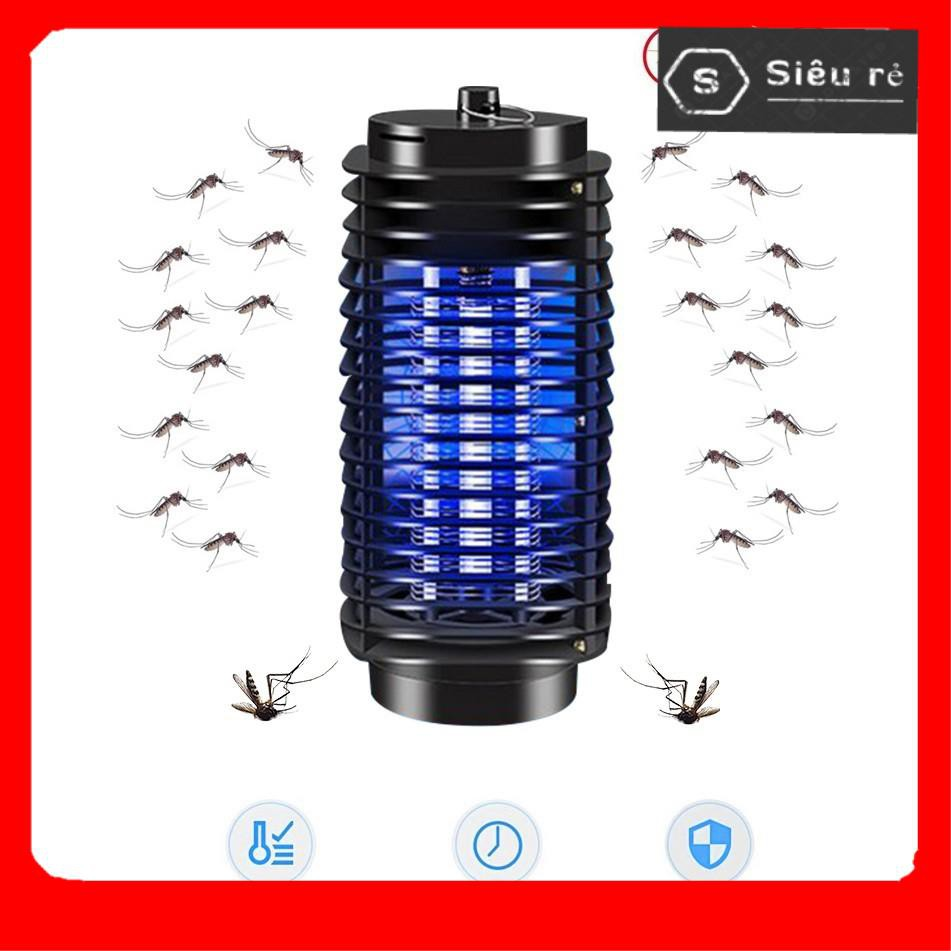 Đèn Bắt Muỗi Diệt Côn Trùng ELECTRONICAL MOUSQUITO HK 1107 (PD7294)