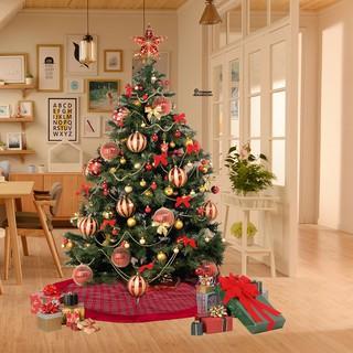 Tấm trải bàn dùng trang trí cây thông Giáng Sinh