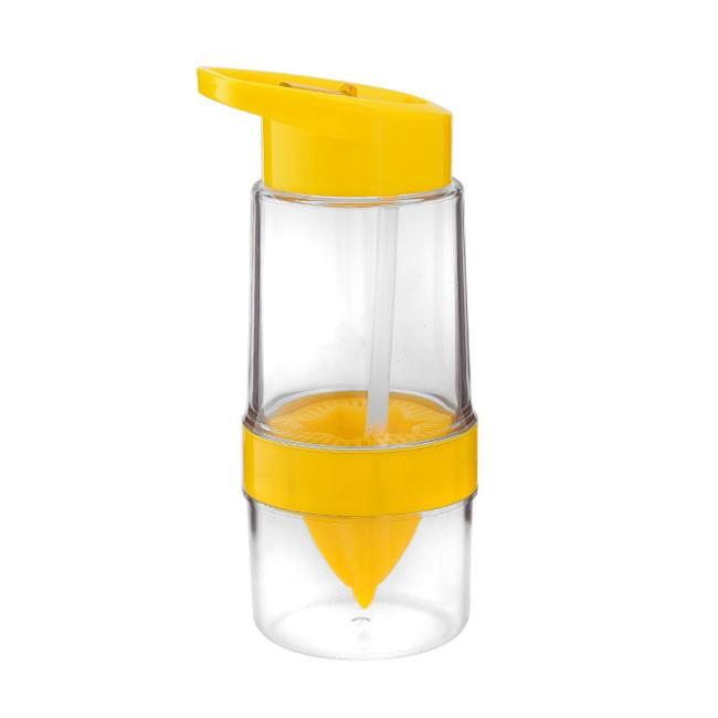 Bình nước detox có đầu vắt cam chanh 450ml Tashuan TS-3613