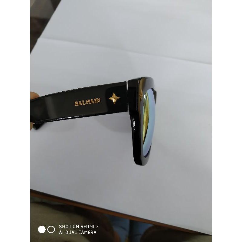 kính tráng gương Balmain của Pháp mắt polarized