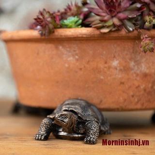 ✨Morninsinhj✨3Pcs Flower Pot Holder Potty Feet Resin Animal Plant Pot Feet Planter Support