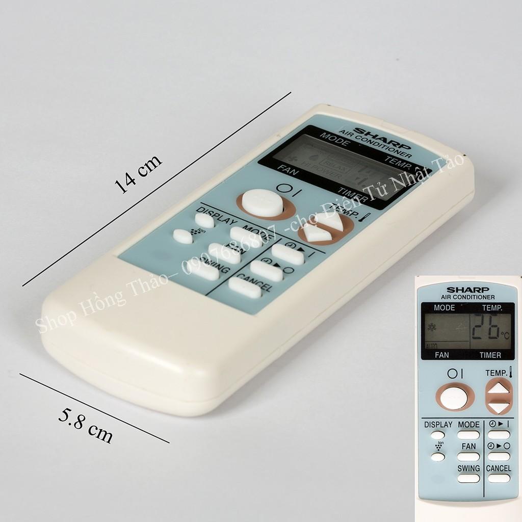Remote máy lạnh Sharp - 2875766 , 317292999 , 322_317292999 , 80000 , Remote-may-lanh-Sharp-322_317292999 , shopee.vn , Remote máy lạnh Sharp