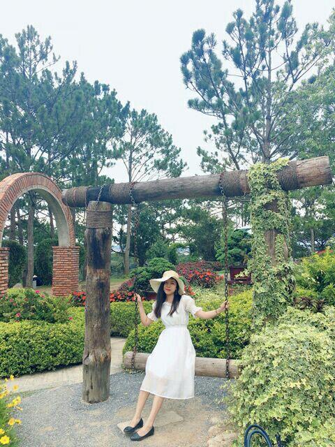 [Freeship toàn quốc] Đầm trắng dự tiệc cưới lộng lẫy