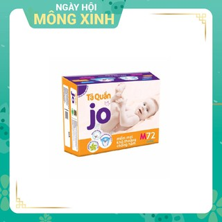 [HÀ NỘI] Bỉm JO Quần SUMO M72 L64 XL56 XXL48 Miếng