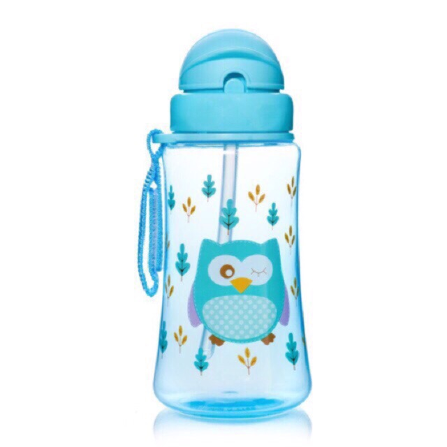 Bình uống nước có ống hút Upass UP0090N