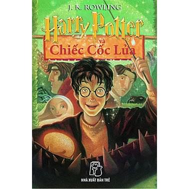Sách Harry Potter Và Chiếc Cốc Lửa - Tập 4 (2015) - Tác giả: J. K. Rowling