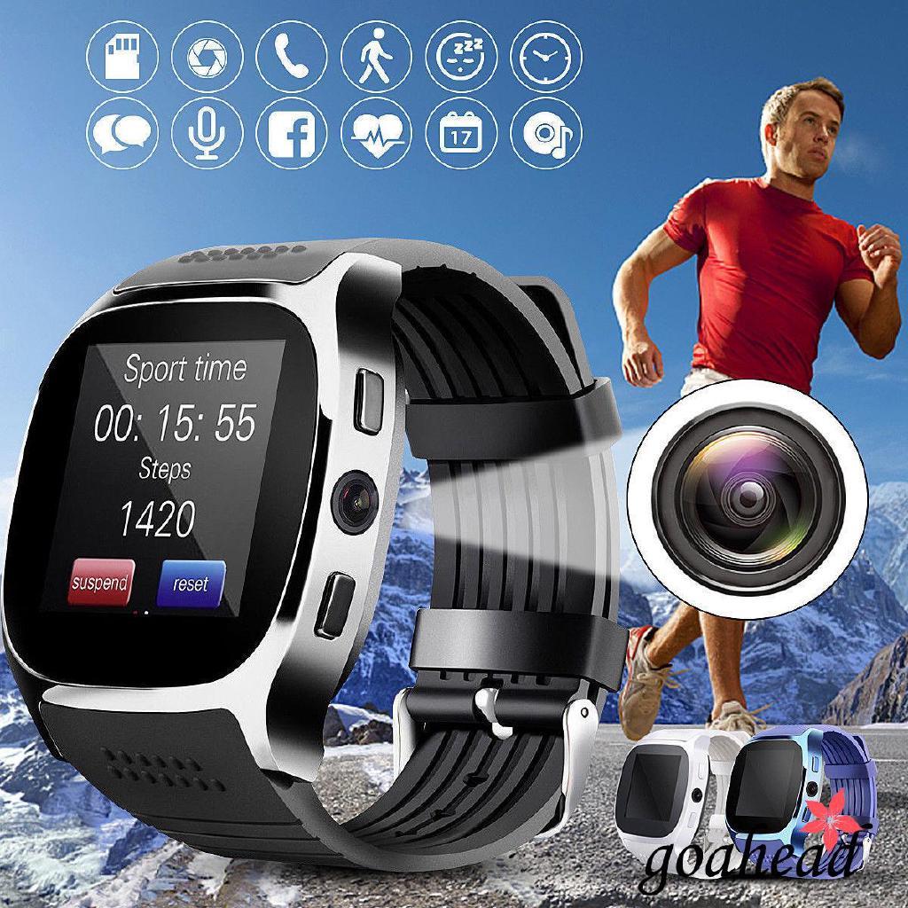 Đồng hồ thông minh chống nước có hỗ trợ thẻ SIM và camera