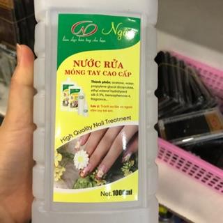 Dung dịch lau móng tay , ủ móng sơn gel thumbnail