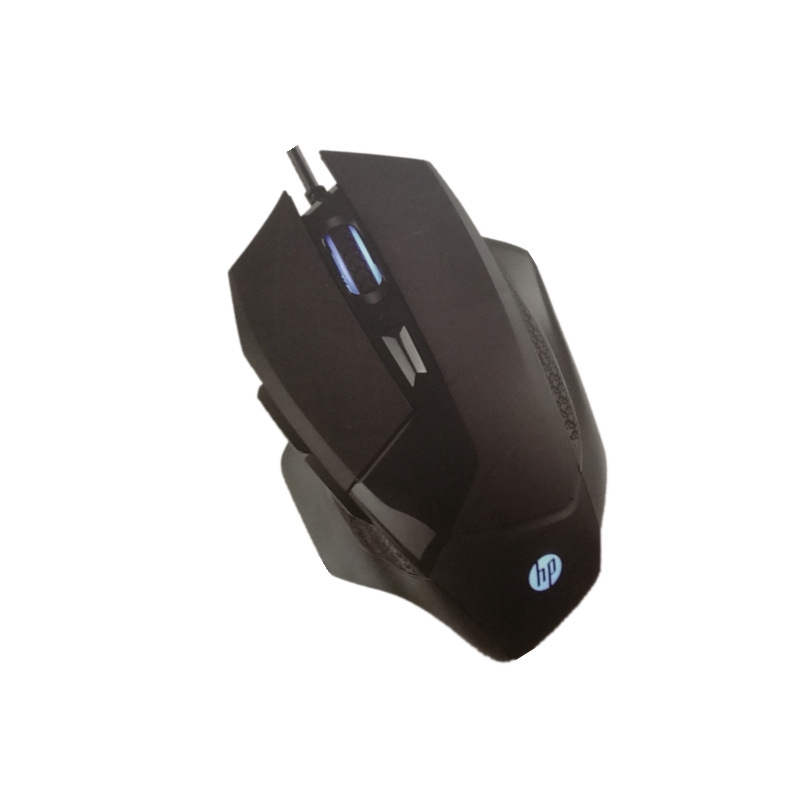 HP/HP G200 Laptop Game Lol Mouse Cf Desktop Wired Mouse Office Fashion Creative Home
