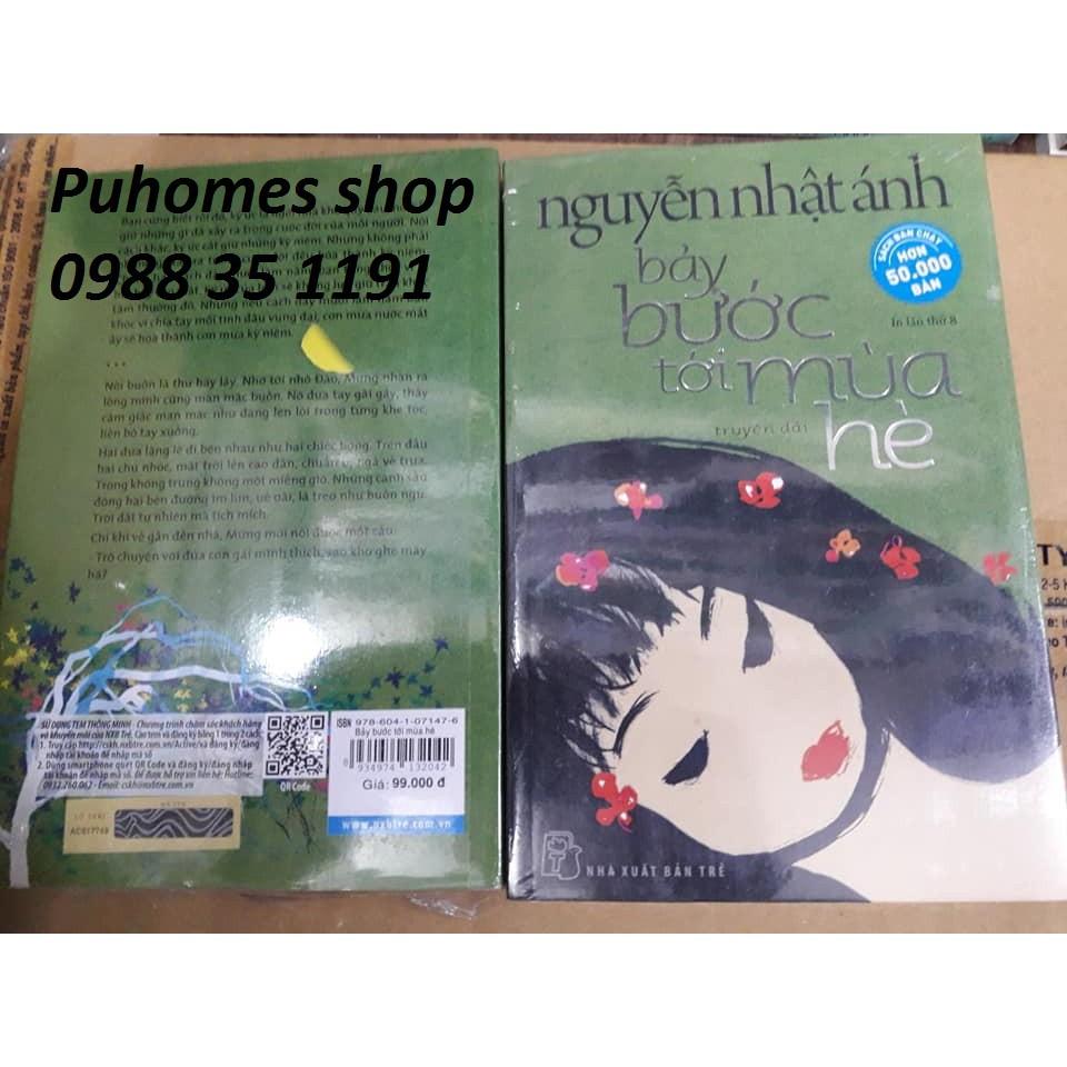 Sách Bảy Bước Tới Mùa Hè - Nguyễn Nhật Ánh
