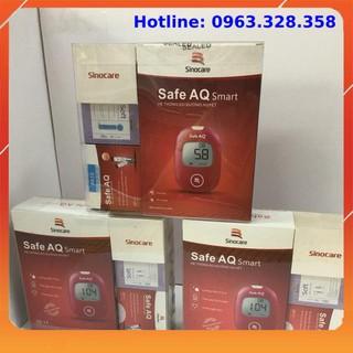 Máy đo đường huyết Safe AQ Sin thumbnail