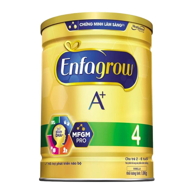 Sữa bột ENFA GROW A+4 Mẫu Mới 1800g (2-6 tuổi) date 2019 - 10064055 , 320601727 , 322_320601727 , 800000 , Sua-bot-ENFA-GROW-A4-Mau-Moi-1800g-2-6-tuoi-date-2019-322_320601727 , shopee.vn , Sữa bột ENFA GROW A+4 Mẫu Mới 1800g (2-6 tuổi) date 2019