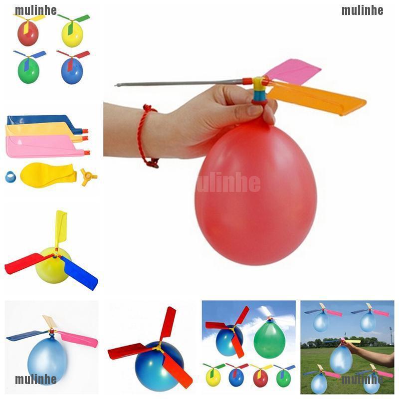 Bộ cánh quạt gắn bong bóng bay cho trẻ em