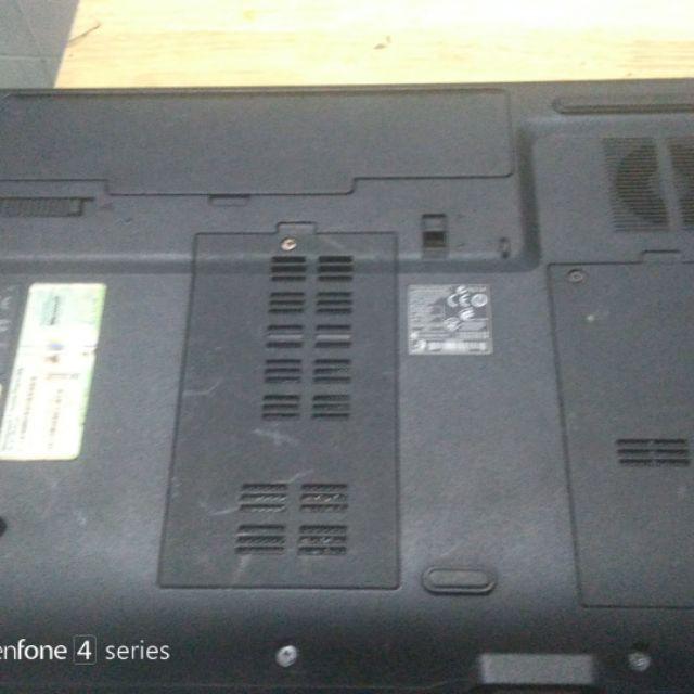 Laptop core 2 duo chính hãng dell RAM 4GB ổ cứng 160GB màn hình LED 14 inh