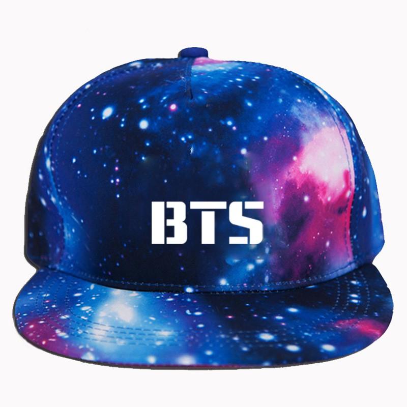 Mũ bts Blackpink galaxy nón che nắng idol Hàn Quốc thiết kế xinh xắn tiện lợi