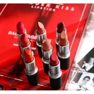 [CHUẨN AUTH] Son Lì MAC Powder Kiss Lipstick Mini 1.8g