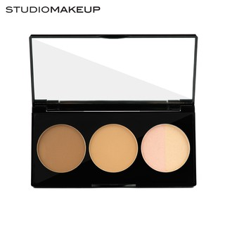 Tạo khối STUDIOMAKEUP FACE SCULPTING & HIGHLIGHTING PALETTE SFS-01 thumbnail