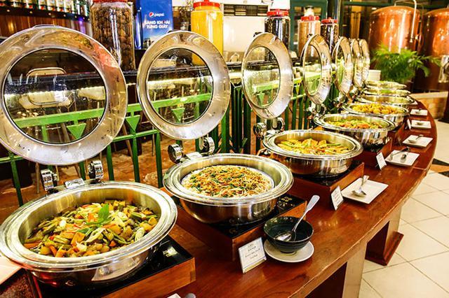 Hồ Chí Minh [Voucher] - Buffet sáng gần 40 món cung cấp năng lượng cho ngày mới tại Nhà hàng Tiệc cư