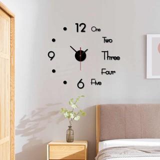 Đồng hồ dán tường độc đáo mới lạ (DHD40)