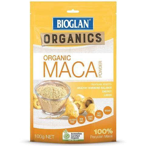 Bột Maca hữu cơ Bioglan 100g - 10019563 , 159962610 , 322_159962610 , 195000 , Bot-Maca-huu-co-Bioglan-100g-322_159962610 , shopee.vn , Bột Maca hữu cơ Bioglan 100g