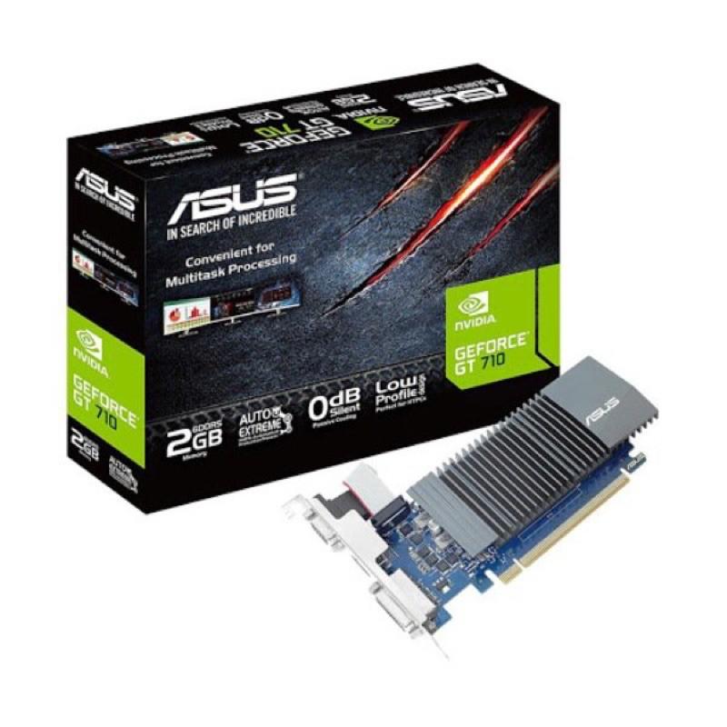 Bảng giá [HCM]card màn hình VGA Asus Asus GT710-SL-2GD5 Phong Vũ