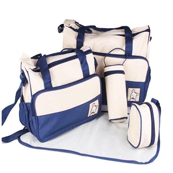 Bộ túi 5 chi tiết cho mẹ và bé - 3593470 , 1039708809 , 322_1039708809 , 190000 , Bo-tui-5-chi-tiet-cho-me-va-be-322_1039708809 , shopee.vn , Bộ túi 5 chi tiết cho mẹ và bé