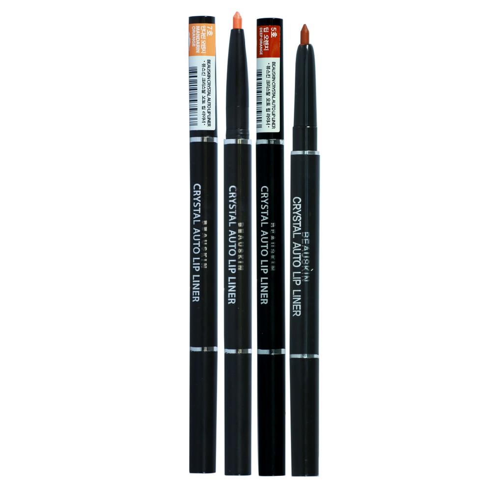 Chì Kẻ Viền Môi Lâu Trôi Beauskin Lipliner Pencil 3.5g