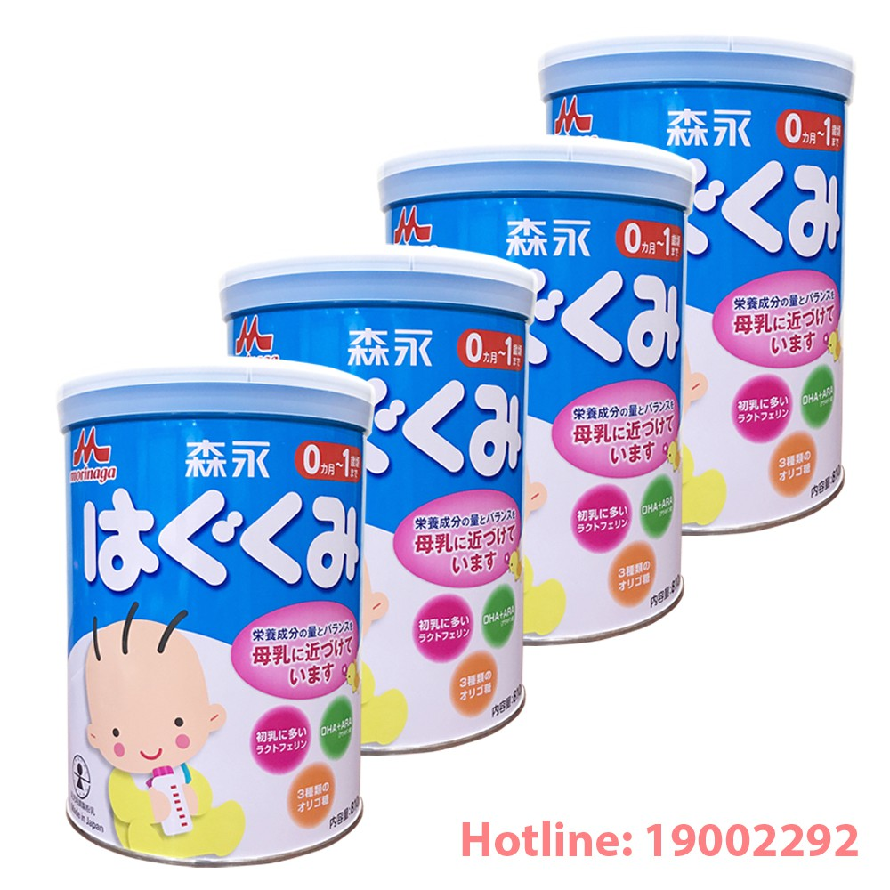 Combo 4 sữa bột Morinaga số 0 810g - 3041519 , 472895130 , 322_472895130 , 2890000 , Combo-4-sua-bot-Morinaga-so-0-810g-322_472895130 , shopee.vn , Combo 4 sữa bột Morinaga số 0 810g
